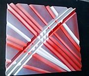 Акустические материалы окрашенные панели