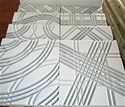 Акустические материалы декорированые панели